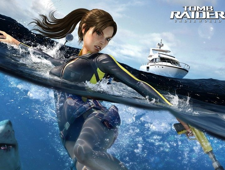 Tomb Raider Underworld Game Download