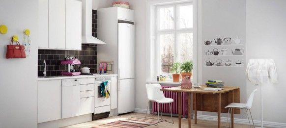 awesome white kitchen