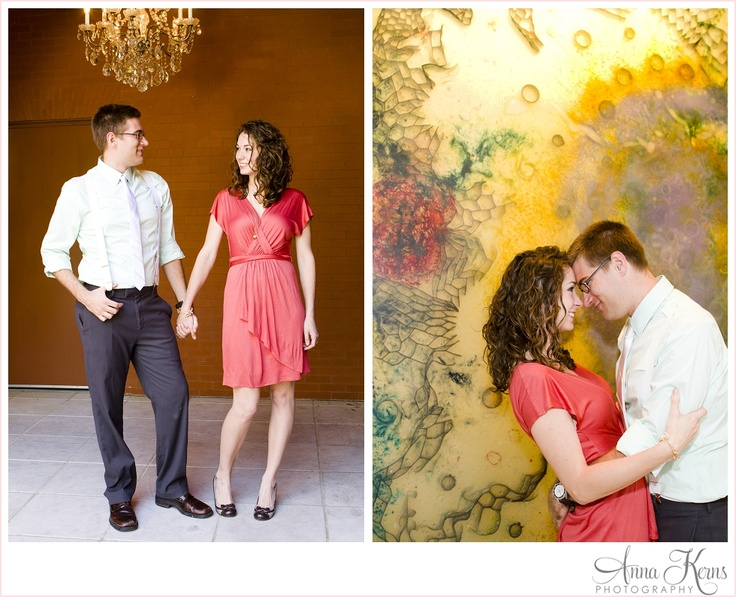 engagement shoot outfit ideas by Anna Kerns Photography, www.annakerns.com