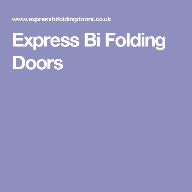 Express Bi Folding Doors