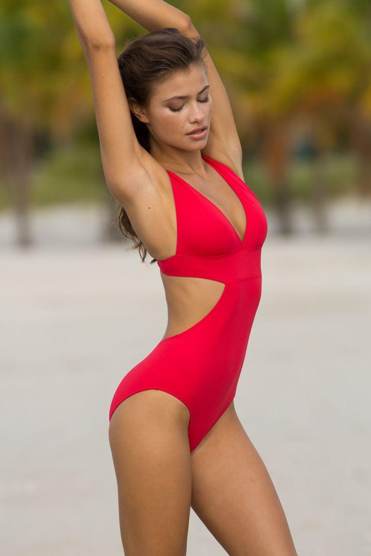 Candy Reef One Piece #LetarteSwimwear #MalibuCountryMart #SummerStyle