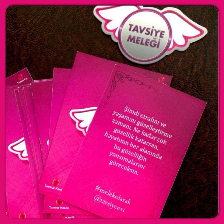 sen de tavsiye meleği olabilir,markaların yeniliklerinden haberdar olabilirsin,bu keyifli eğlenceye katıl... www.tavsiyekanali.com