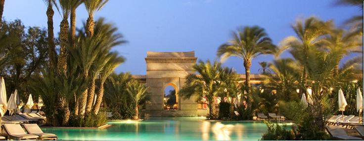 Morocco - Marrakech La Palmeraie Club Med