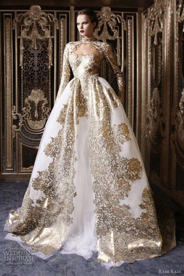 Rami Kadi Couture 2012-2013