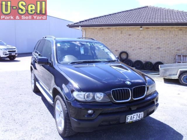 2006 BMW X5 for sale | $17,000 | U-Sell | Park & Sell Yard | Used Cars | 797 Te Rapa Rd, Hamilton, New Zealand | https://www.u-sell.co.nz/main/browse/26317-2006-bmw-x5--for-sale.html