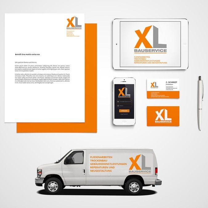 Handwerksbetrieb sucht Logo by bixby