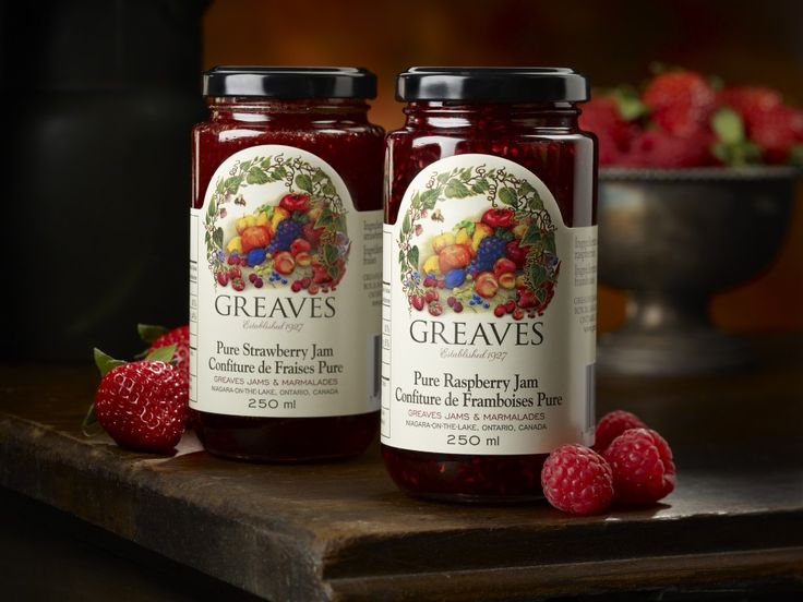 Once you taste these high-fruit content jams you won't go back to regular jams.