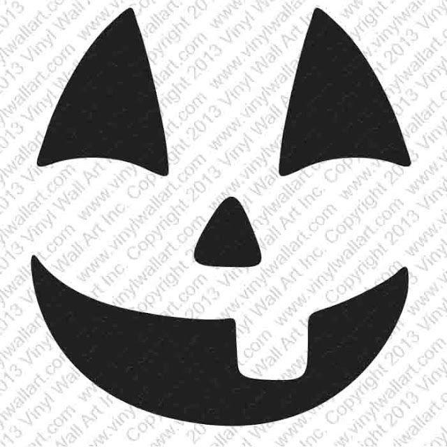 It's just a photo of Sassy Printable Jack O Lantern Faces