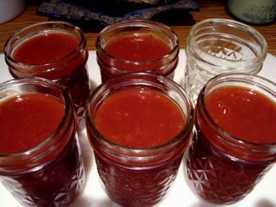 Chinese Plum Sauce- Eileen, check this ladies blog..... has canned everything!!