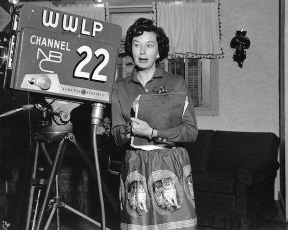 WWLP Channel 22 pioneers Bill Putnam, Kitty Broman recall golden ...