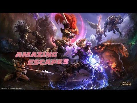 League of Legends - amazing escapes (special edition)