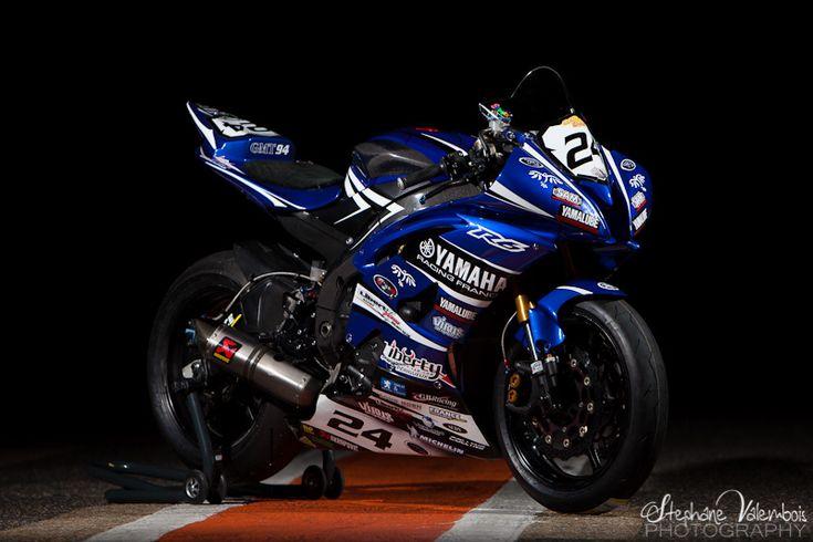 Yamaha R6 2012 promosport
