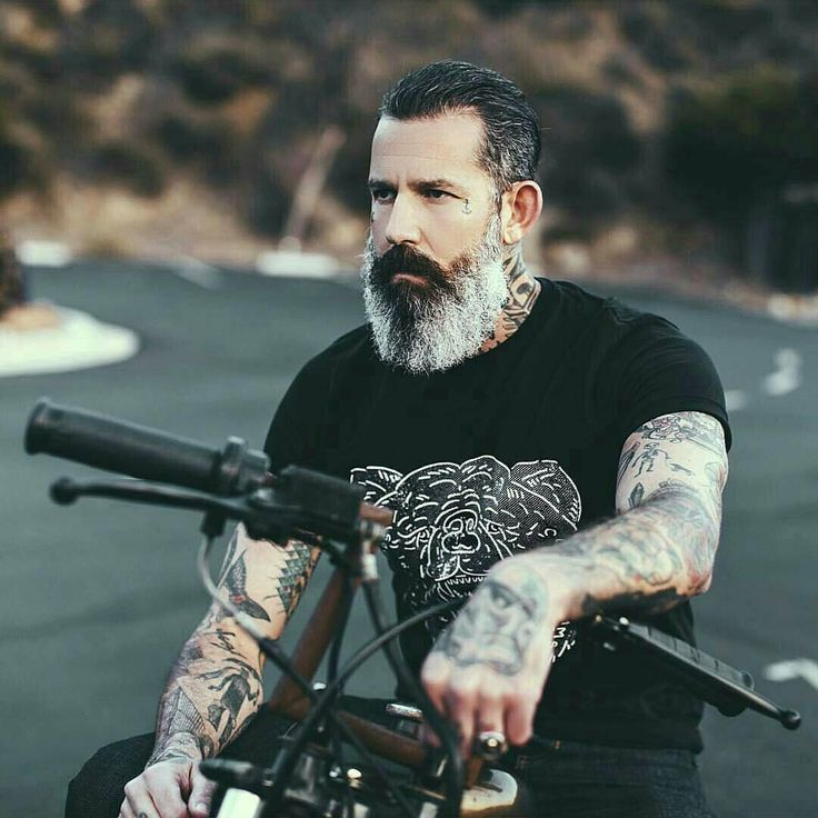 Admirable 17 Best Images About Beards And Hairstyles On Pinterest Hairstyle Inspiration Daily Dogsangcom