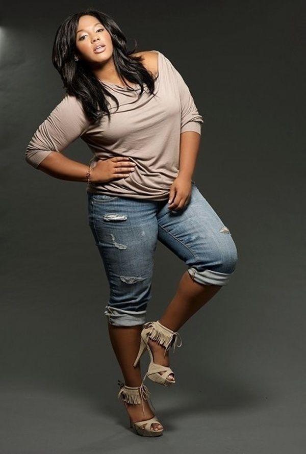Love ittttt...Latest Fashion For Plus Size Girls: 25 Pictures ...