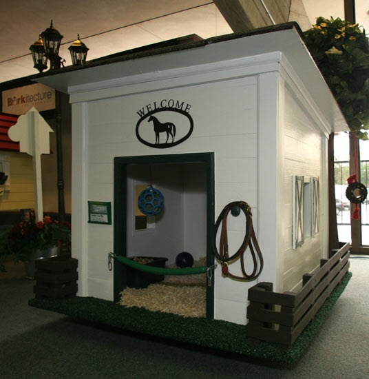Dog Kennel With Bed On Top