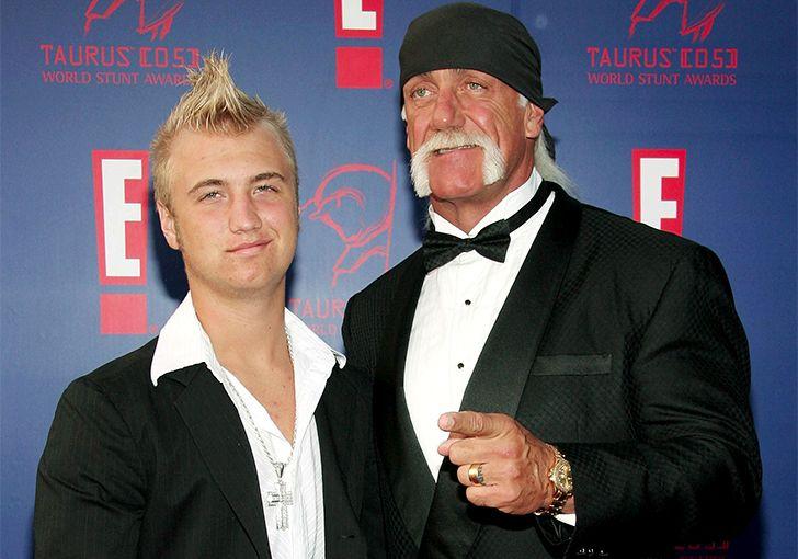 7. Nick Hogan (Hijo de Hulk Hogan) Nick Hogan fue enviado tras las rejas durante ocho meses en 2007 por un accidente automovilístico. Su amigo, quien no iba conduciendo el vehículo, quedó con daño cerebral irreparable.