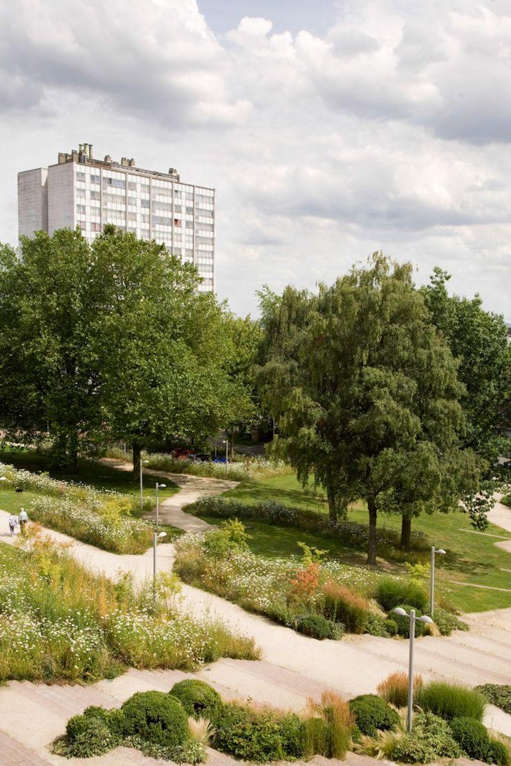 Coloco   Paysagistes / Urbanistes / Jardiniers   Jardin du Foyer Laekenois