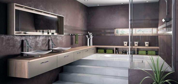 40 best Salle de bain images on Pinterest Bathroom, Bathroom ideas