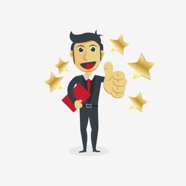 Cartoon Vector Gold Star Rating Feedback Clipart Evaluation Ranking Png And Vector With Transparent Background For Free Download Cartoons Vector Gold Stars Cartoon