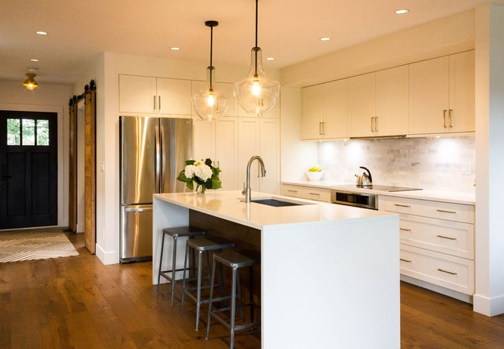 We received an email from Amber of Māk Interiors , about an extensive renovation project she ...