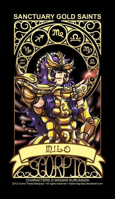 Scorpio Milo
