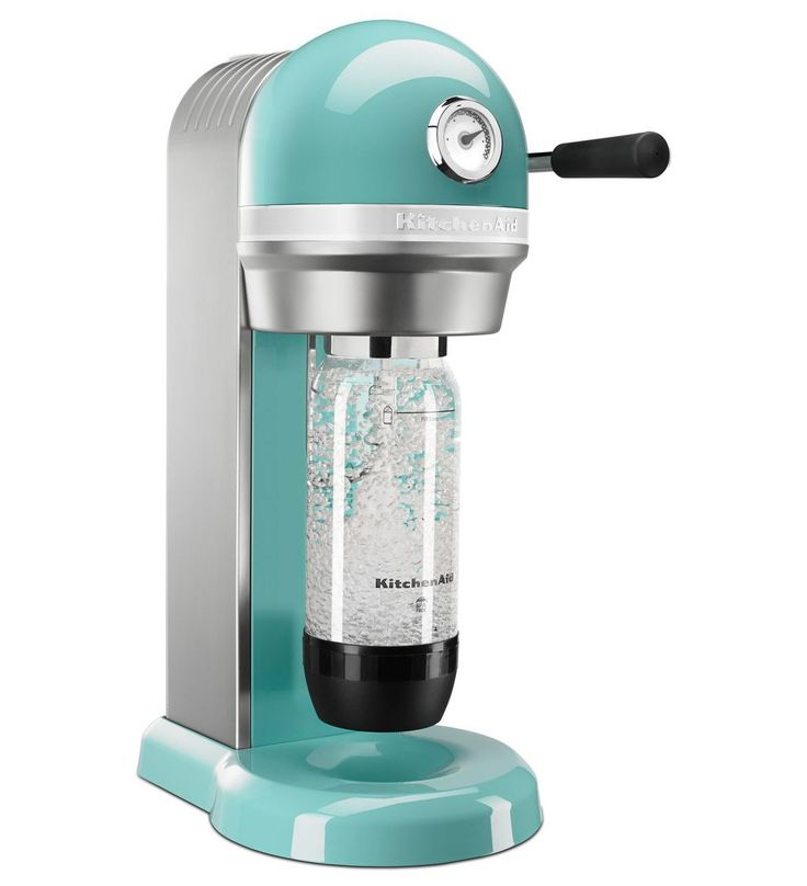 Sparkling Beverage Maker powered by SodaStream®