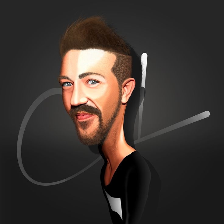 """Check out my @Behance project: """"CARICATURES"""" https://www.behance.net/gallery/45269645/CARICATURES"""