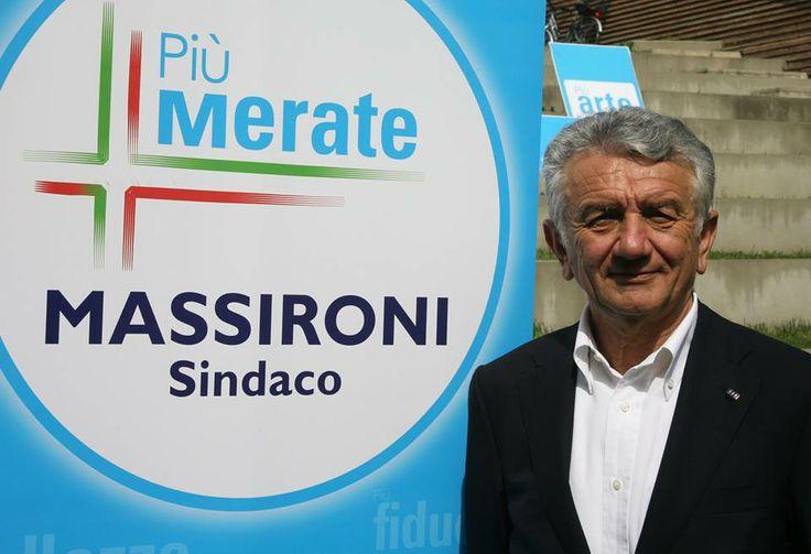 Andrea Massironi - Candidato sindaco  Lista Civica Più Merate