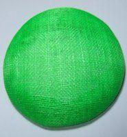 High Round Base - Neon Green
