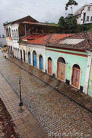 Sao Luis do Maranhão, Brazil