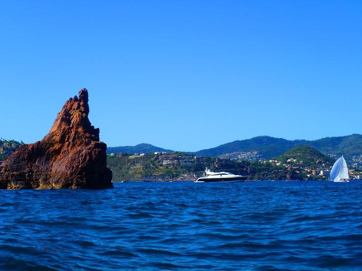 Aiguille Rouge - Théoule sur Mer