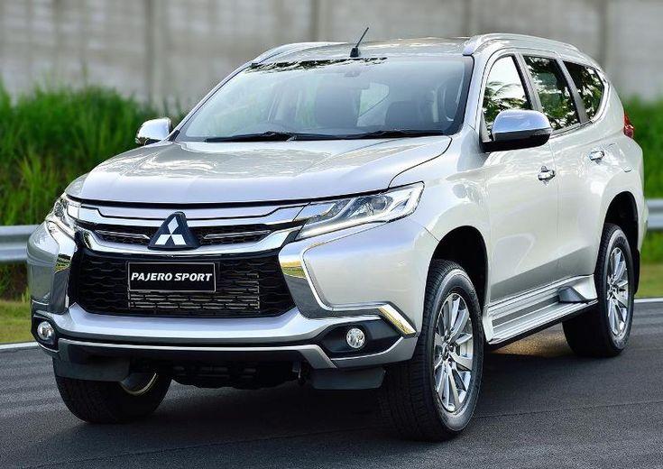 BmotorWeb: Novo Mitsubishi Pajero Sport 2016