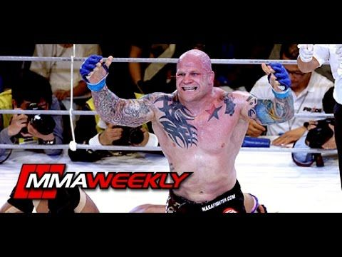 MMA Jeff Monson Compares Pride and UFC (#PRIDENeverDie)