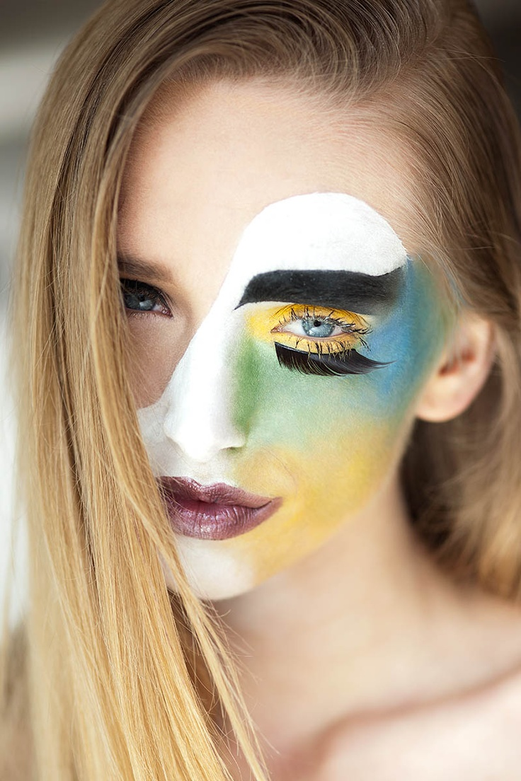 extreme makeup pictures - 736×1104