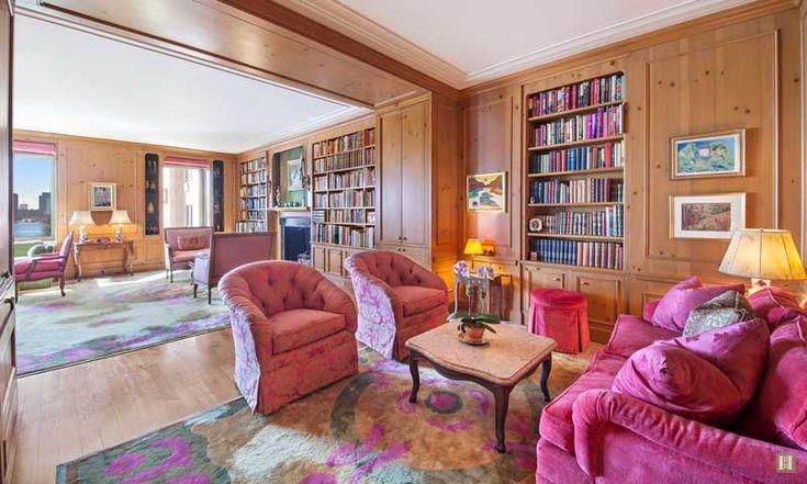 El apartamento de Greta Garbo en Nueva York
