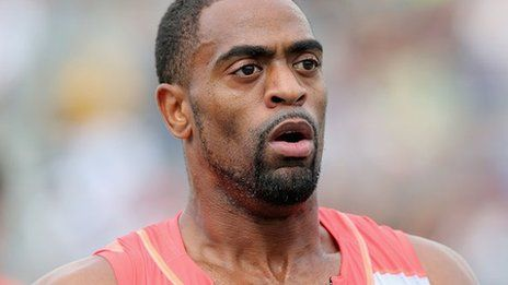 Tyson Gay's preparations for the World Championships continued with an impressive win in the men's 100m at the Diamond League meeting in Lausanne.