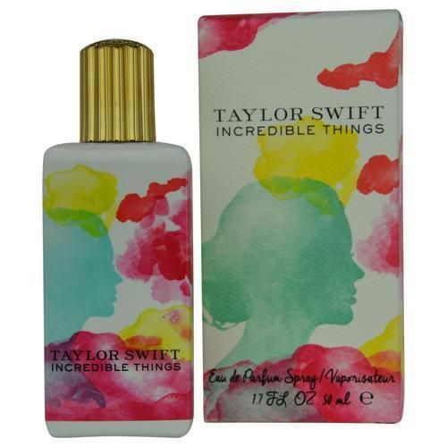 Incredible Things Taylor Swift By Taylor Swift Eau De Parfum Spray 1.7 Oz