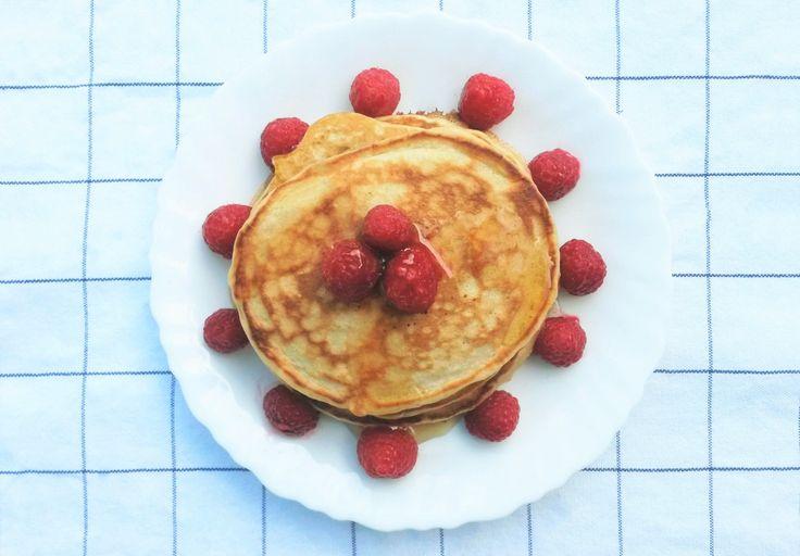 Réalisez des pancakes vegan pour les brunchs healthy du dimanche matin: testéet approuvé !