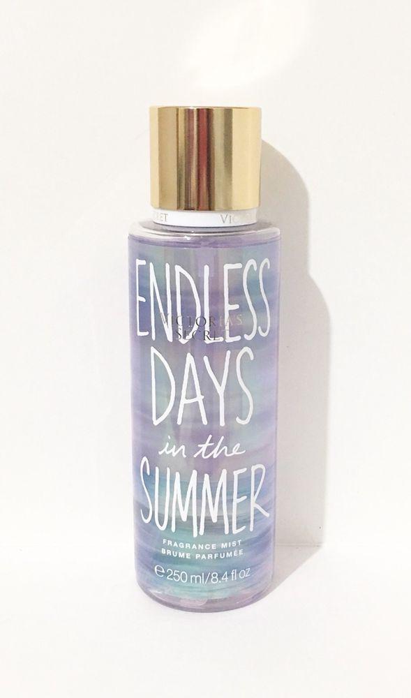 ea268e502ee Victoria s Secret Fantasies Endless Days in the Summer Fragrance Body Mist  667546048561