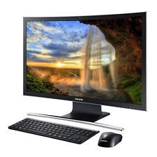 """Samsung ATIV One 7 27"""" Curved All-in-One i5 8GB RAM 1TB HD Desktop PC - DP700A7K #LavaHot http://www.lavahotdeals.com/us/cheap/samsung-ativ-7-27-curved-i5-8gb-ram/132627"""