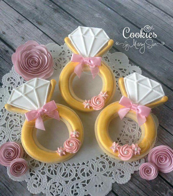 Wedding Ring Cookies