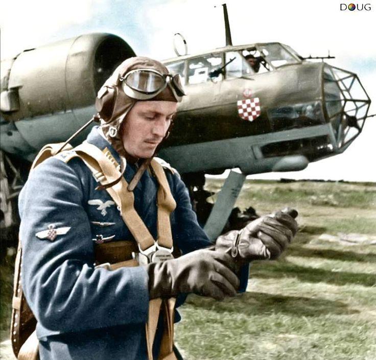 WEHRMACHT soldier (air force) Luftwaffe