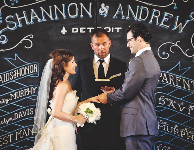 7 Creative Wedding Chalkboard Ideas | TheKnot.com