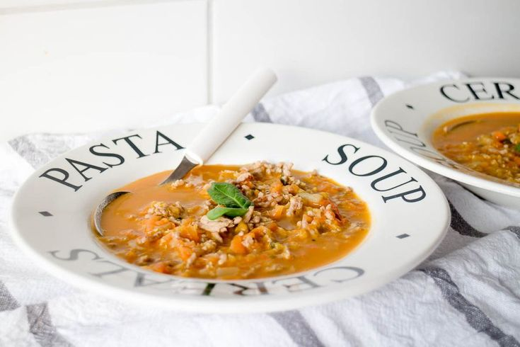Emmy's Life - RED LENTIL SOUP WITH TOMATOES http://emmys.life/2016/february/red-lentil-soup-with-tomatoes.html