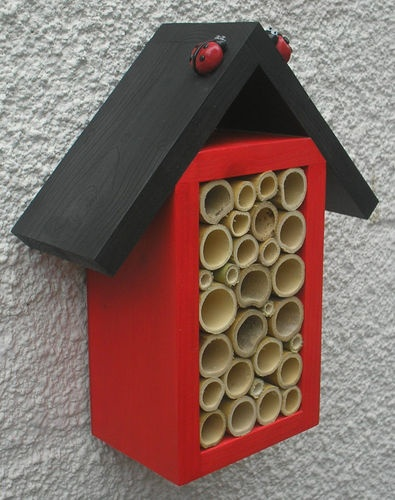 Ladybug house ladies day and house on pinterest - Gardeners supply company coupon code ...
