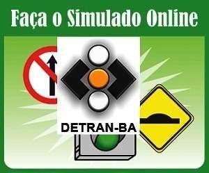 fazer simulado online - detran bahia
