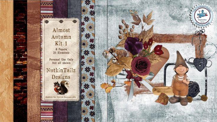 Almost Autumn Mini 1
