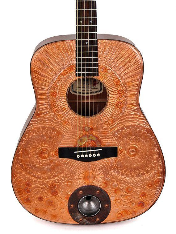 Acoustic Guitar ~ Copper Canyon