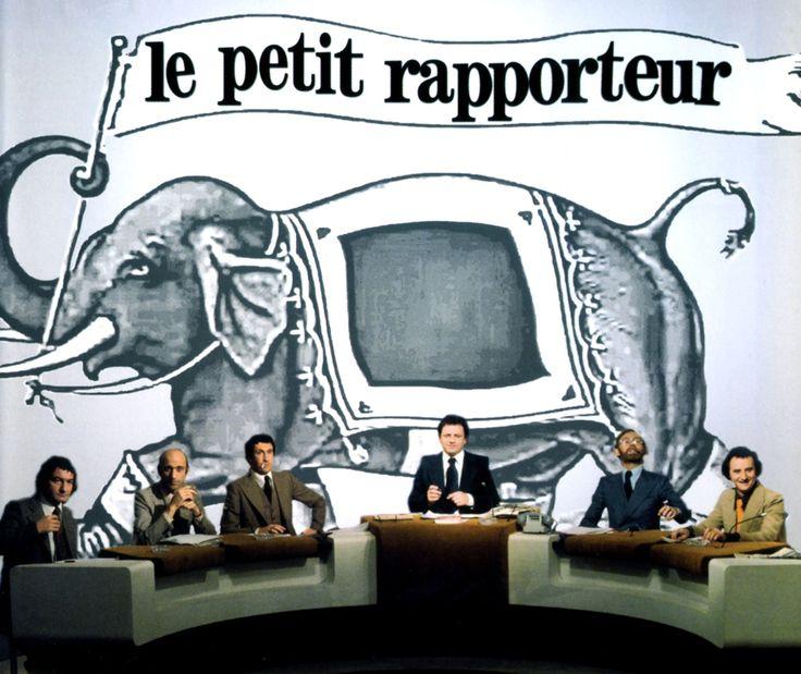 Le Petit Rapporteur était une émission de télévision française satirique, créée par Jacques Martin et Bernard Lion et diffusée en direct le dimanche à 13 h 20 sur TF1 du 19 janvier 1975 au 27 juin 1976.Le Petit Rapporteur était un véritable journal télévisé, servi par de vrais journalistes, dont Jacques Martin était le présentateur et le rédacteur en chef, mais qui traitait l'actualité de façon satirique en la prenant « par le petit bout de la lorgnette »