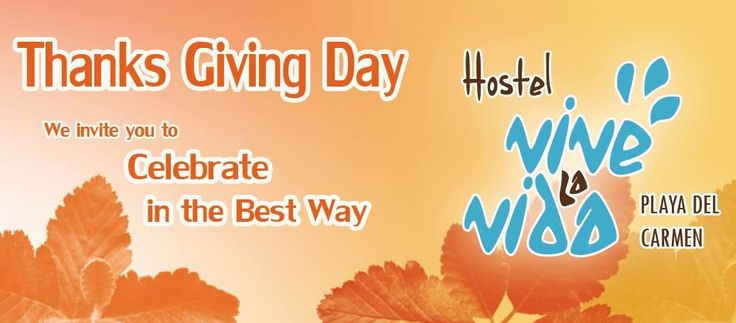 This thanksgiving can be different and spetial..... :) check out everything we have